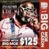 Big Moe Cason Cigar BBQ Events Australia