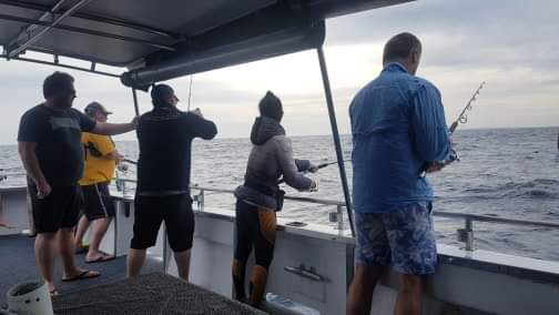 Big Moe's VIP Fishing Experience