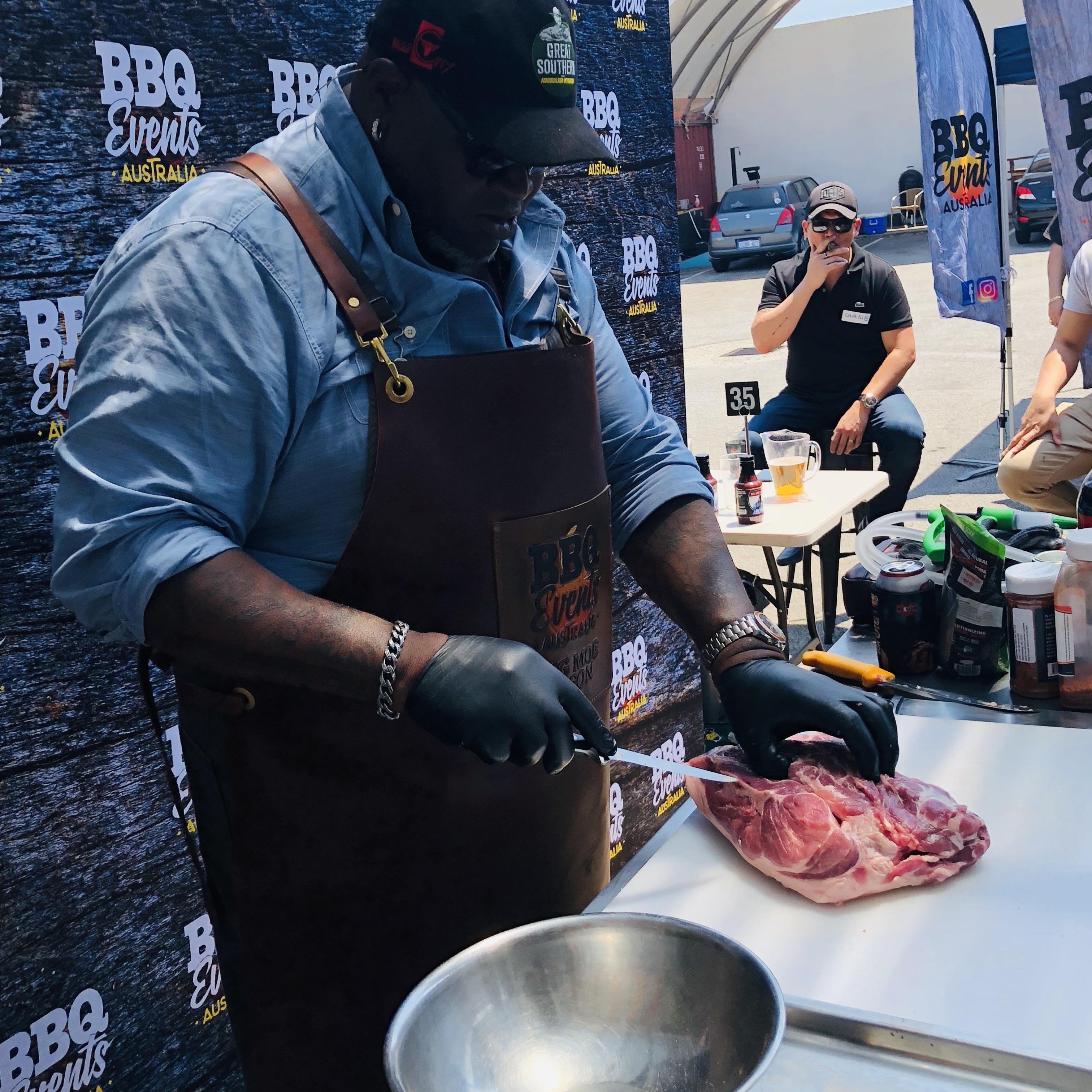 Big Moe's Exclusive BBQ Class