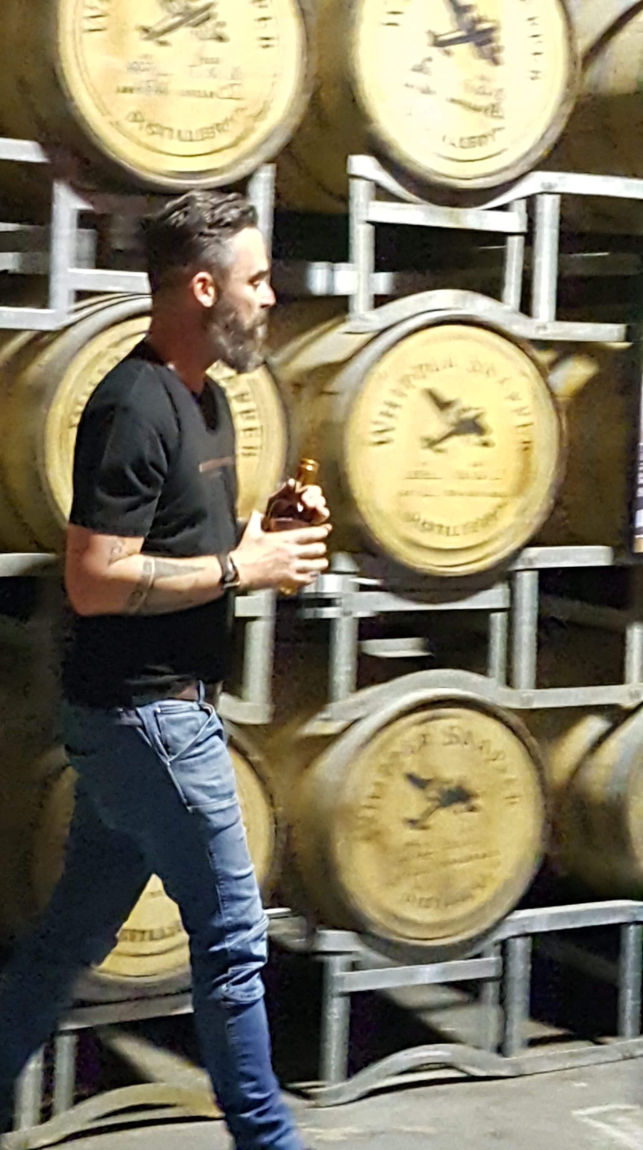 Big Moe's Whiskey 101 Night