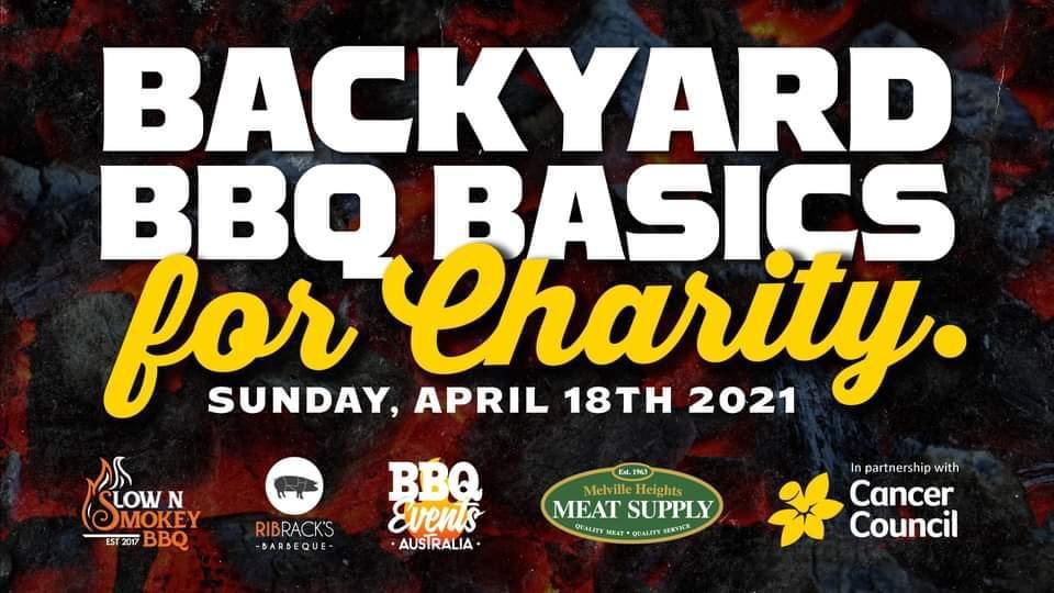 Backyard BBQ Basics for Charity
